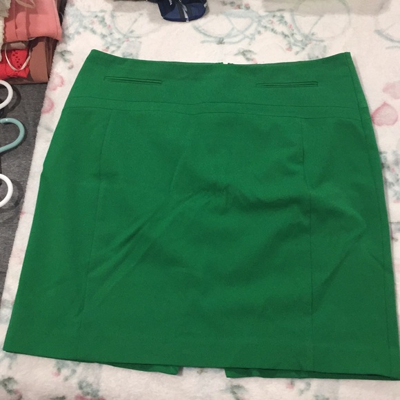 Express Dresses & Skirts - Green skirt